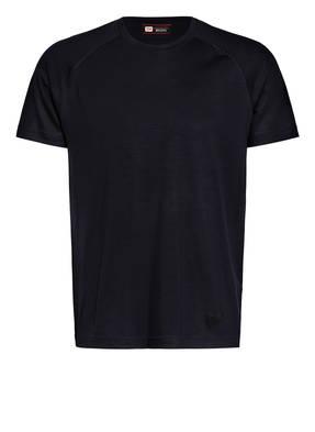 ZZegna T-Shirt aus Merinowolle