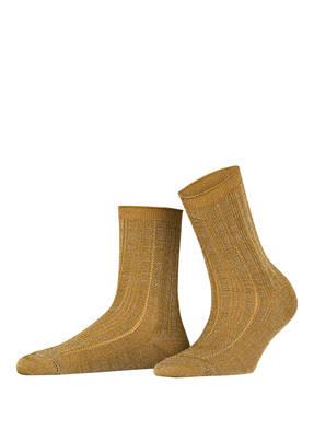 BECKSÖNDERGAARD Socken GLITTER DRAKE mit Glitzergarn