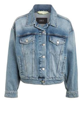 SET Jeans-Jacke