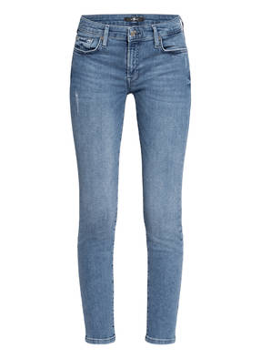 7 for all mankind 7/8-Jeans PYPER mit Schmucksteinbesatz