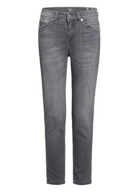 MAC Jeans mit Schmucksteinbesatz