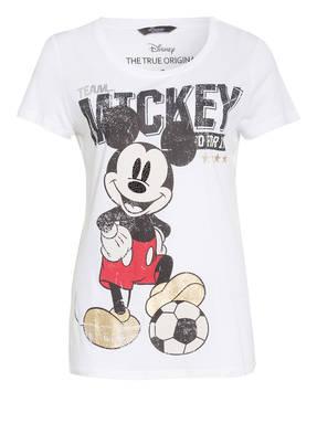 Princess GOES HOLLYWOOD T-Shirt TEAM MICKEY mit Schmucksteinbesatz