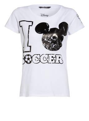 Princess GOES HOLLYWOOD T-Shirt I LOVE SOCCER