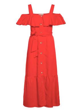 Phase Eight Kleid ARLOS mit Leinen