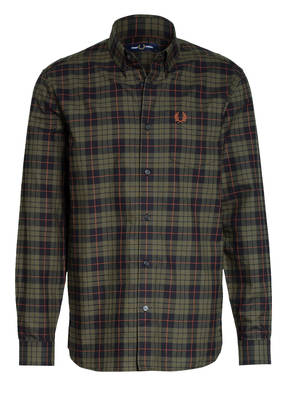 FRED PERRY Oxford-Hemd Regular Fit