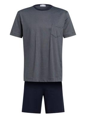 mey Shorty-Schlafanzug Serie STRUKTUR