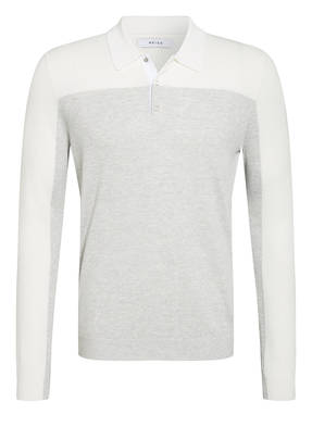 REISS Stick-Poloshirt RUFFANO