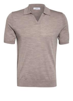 REISS Strick-Poloshirt DUTCHI Regular Fit