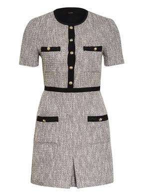 maje Tweed-Kleid RINIE
