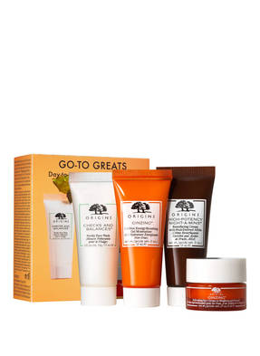 ORIGINS GO-TO GREATS DAY-TO-NIGHT SKINCARE SET