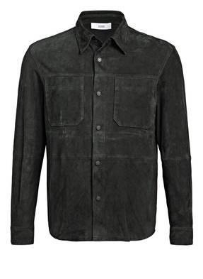 CLOSED Overshirt aus Leder