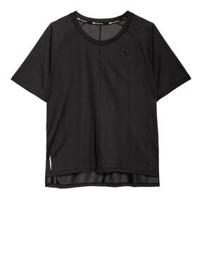 PUMA T-Shirt STUDIO aus Mesh