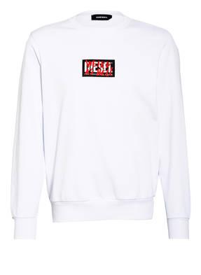 DIESEL Sweatshirt S-GIRK-X5