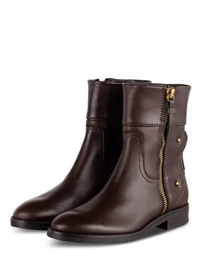 SEE BY CHLOÉ Biker Boots