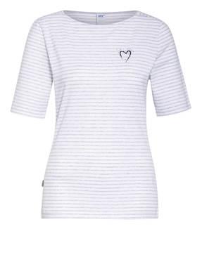 JOY sportswear T-Shirt LIA mit Schmucksteinbesatz