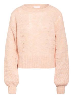 SEE BY CHLOÉ Pullover mit Alpaka