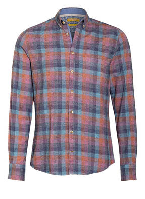 COLOURS & SONS Flanellhemd PABLO Modern Fit