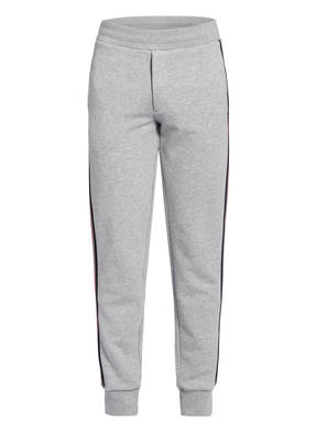 MONCLER Sweatpants Extra Slim Fit mit Galonstreifen