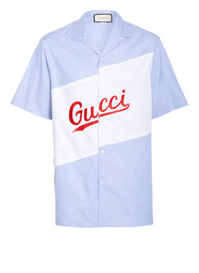 GUCCI Resorthemd BOWLING LOOSE Comfort Fit