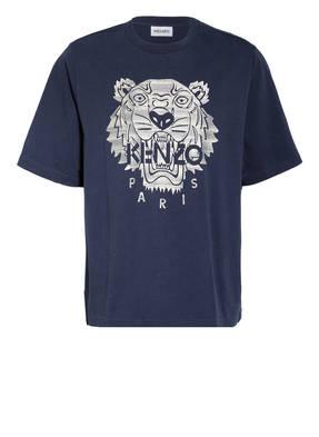 KENZO T-Shirt TIGER mit Stickereien
