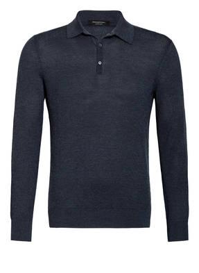 Ermenegildo Zegna Poloshirt mit Cashmere