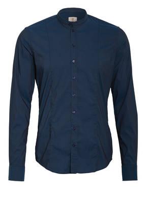 Q1 Manufaktur Hemd RENE Extra Slim Fit mit Stehkragen