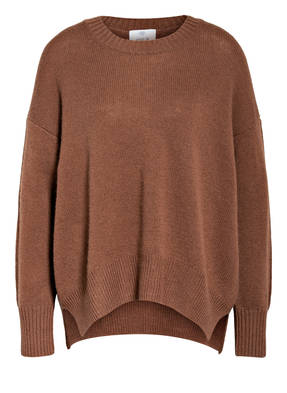ALLUDE Oversized-Pullover aus Cashmere