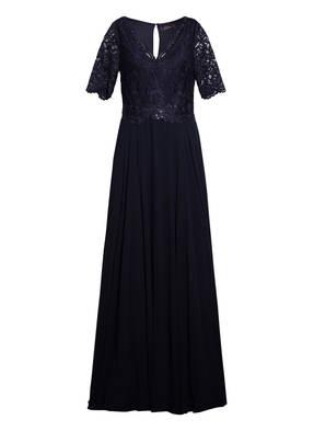 Vera Mont Abendkleid mit Paillettenbesatz