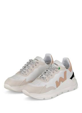 WOMSH Plateau-Sneaker WAVE