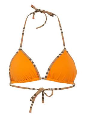 BURBERRY Triangel-Bikini