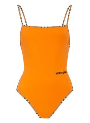 BURBERRY Badeanzug DELIA