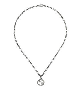 GUCCI Kette INTERLOCKING G