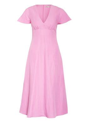 WHISTLES Kleid mit Leinen