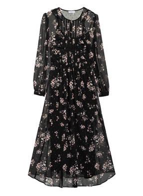 CLAUDIE PIERLOT Kleid RIKKI mit Glitzergarn