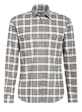 REISS Flanellhemd ALANO Regular Fit