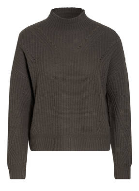 Mrs & HUGS Cropped-Pullover aus Cashmere