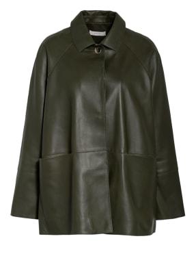 AERON Oversized-Jacke CARMEN aus Leder