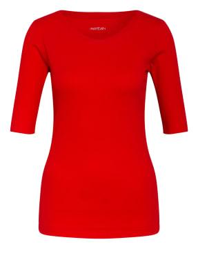 MARC CAIN Feinripp-Shirt