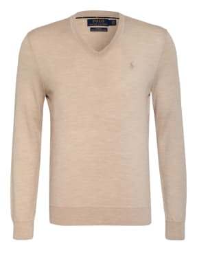 POLO RALPH LAUREN Pullover aus Merinowolle