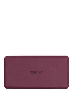 YOGISTAR Yoga-Block YOGIBLOCK