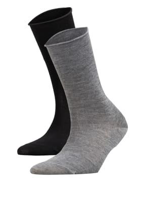 FALKE 2er-Pack Socken ACTIVE BREEZE