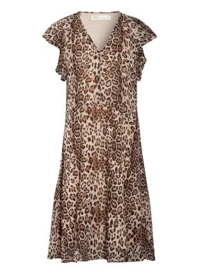InWear Kleid FLORIZZA mit Volantbesatz