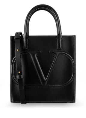 VALENTINO GARAVANI Shopper VLOGO SMALL