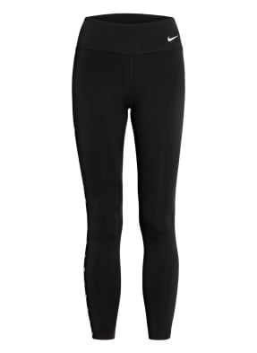 Nike 7/8-Tights ONE mit Galonstreifen