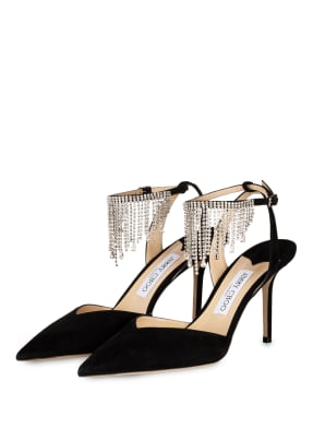 JIMMY CHOO Slingpumps BIRTIE 85
