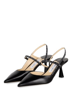 JIMMY CHOO Sling-Pumps RAY 65