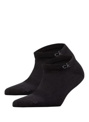 Calvin Klein 2er-Pack Sneakersocken COTTON LINER