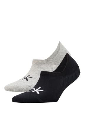 Calvin Klein 2er-Pack Sneakersocken