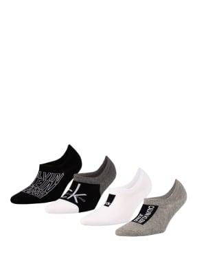 Calvin Klein 4er-Pack Socken