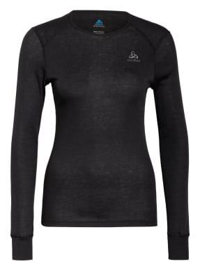 odlo Funktionswäsche-Shirt ACTIVE WARM ECO